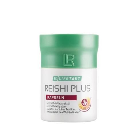 LR Reishi Plus Рейши за повече благосъстояние LIFETAKT